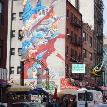 Street Art China Town