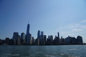 Skyline NYC day