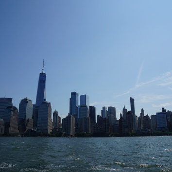 Skyline NYC day