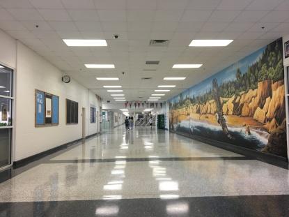 halls of Landstown High School