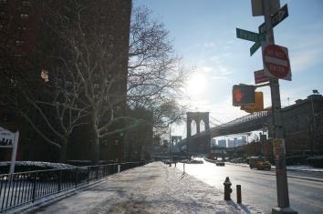 Morning NYC