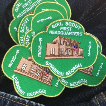 The Birthplace of Girl Scouts