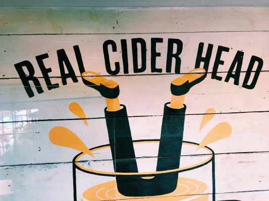 Cornwall is obsessed with cider