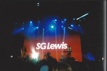 SG Lewis
